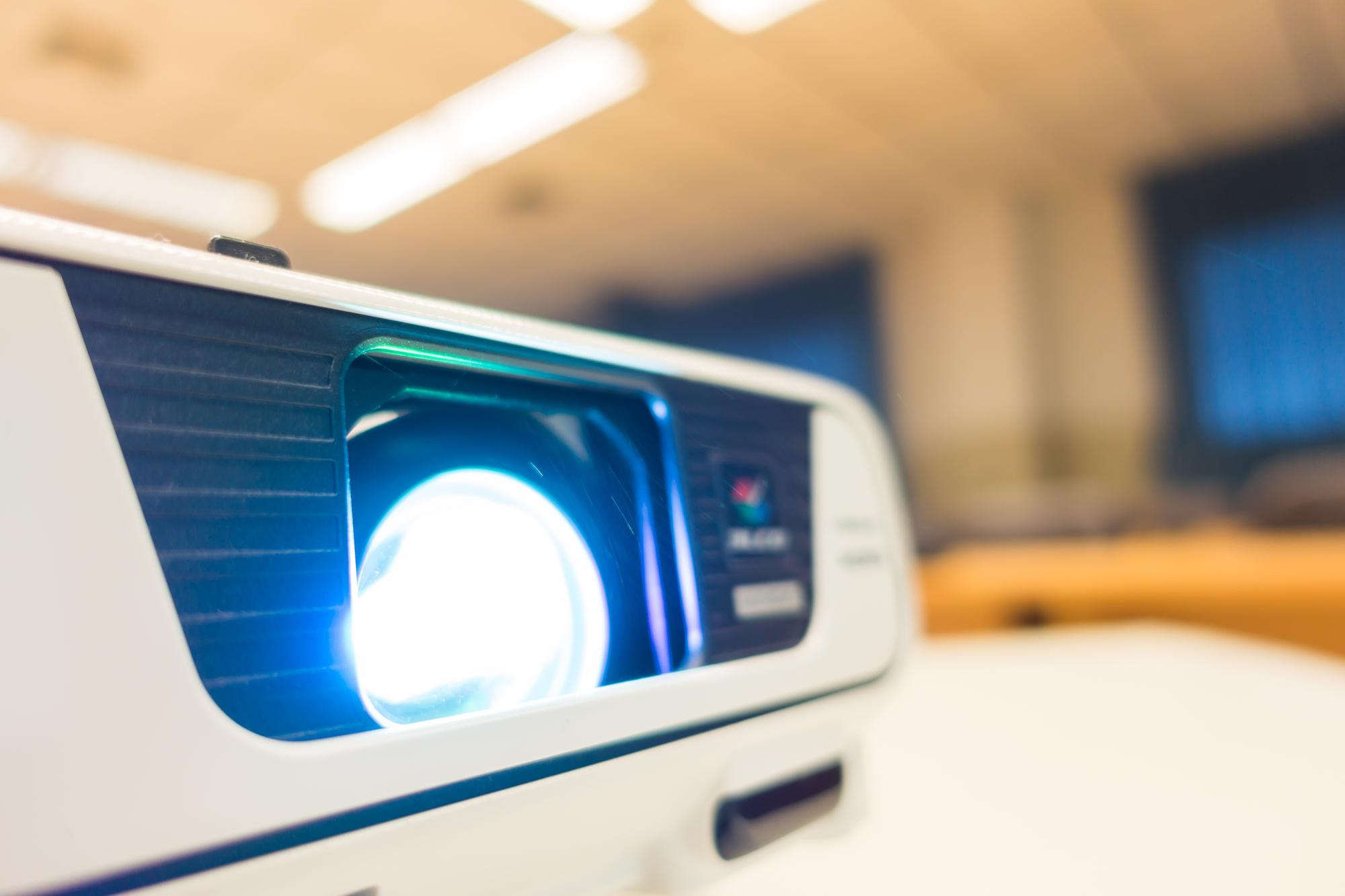 4k projektor