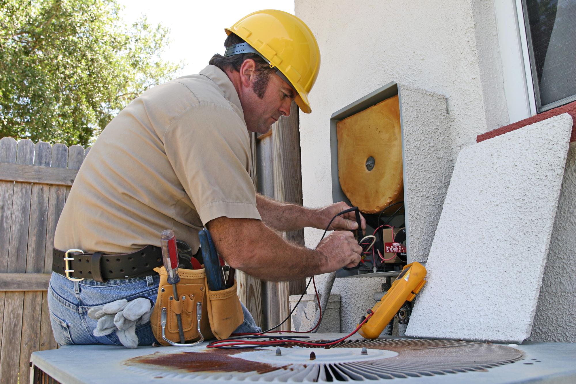 Installation af Varmegenvinding
